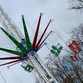 Pop Up Theme Park
