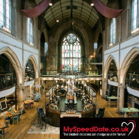 Speed dating Nottingham, ages 22-34 (guideline only