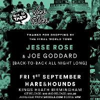 Jesse Rose B2B Joe Goddard All Night Long