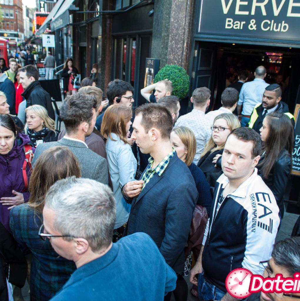 Single dating events in london