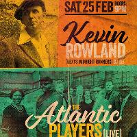 Kevin Rowland DJ Set with The Atlantic Players Live