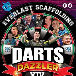 Everlast scaffolding darts dazzler 14
