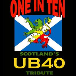 One In Ten UB40 Tribute