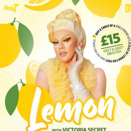 Lemon & Jackie Cox