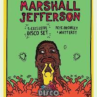 Blue Collar Disco - Marshall Jefferson - Exclusive Disco Set