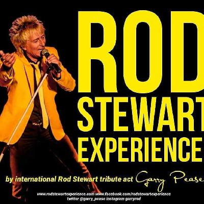 Rod Stewart plus Ian Dury and The Blockheads Tribute