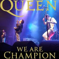 QUEEN tribute - We Are Champion (Boxing Day)