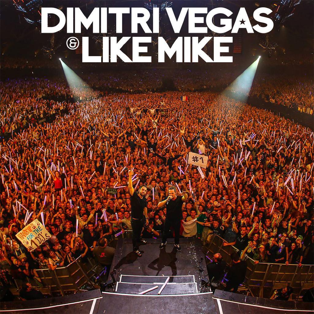 Dimitri Vegas & Like Mike - Edinburgh 2016 at Royal ...