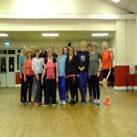 Disco, soul, funk dance fitness classes