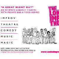 London Improv Theatre Comedy Night