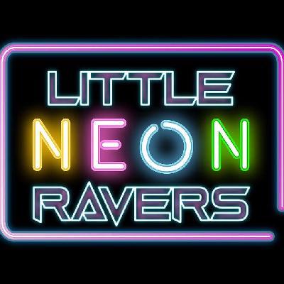 Little Neon Ravers 'Spooktacular' UV Disco