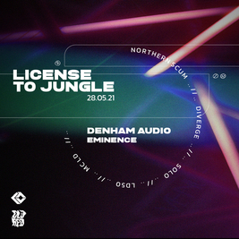 License To Jungle - Denham Audio