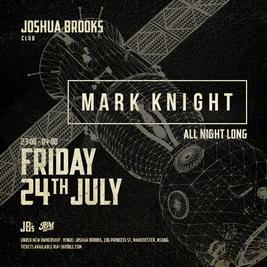 JB's Launch Party - Mark Knight all night long
