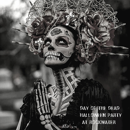 Day of the Dead Halloween Party @ Rockwater