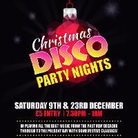Xmas Disco Party Nights