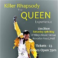 Killer Rhapsody The QUEEN Experience - Live Show (Being Filmed)