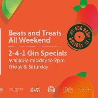 August Bank Holiday Saturday - Gin Festival