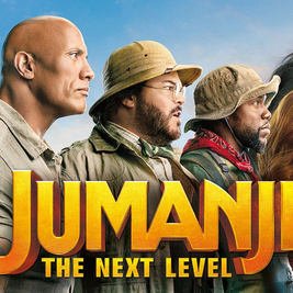 Jumanji: The Next Level @ Southend Drive In Cinema