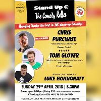 Comedy Keller Presents: Chris Purchase & Tom Glover