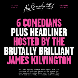 Ace Comedy Club - The Opener