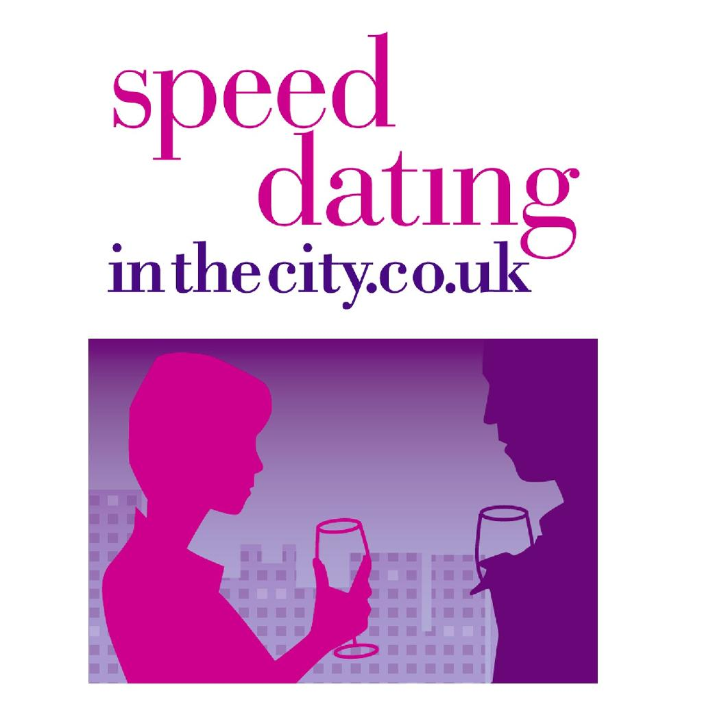 Professionals in the city speed dating