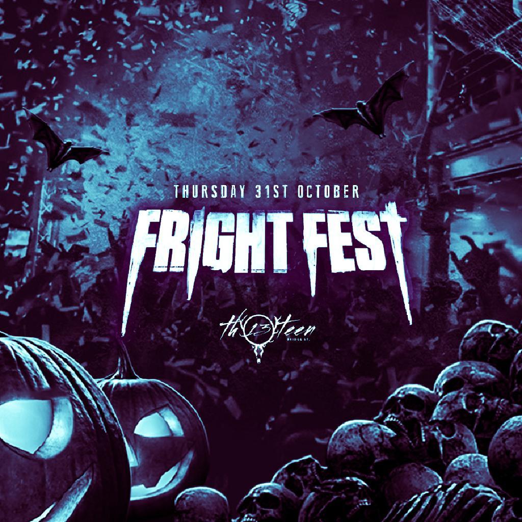 Fright Fest - Surrey Halloween 2019