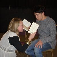 Scene Study for Actors