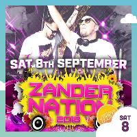 Zander Nation - Freshers 2018