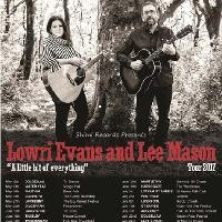 Lowri Evans & Lee Mason