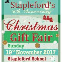 Stapleford Christmas Gift Fair