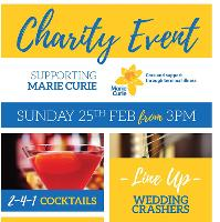 Charity Event supporting Marie Curie
