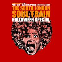 The South London Soul Train Halloween Special w/AfroCluster Live