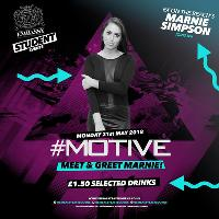 Motive - Hosted by Marnie Simpson