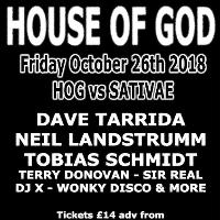 House Of God vs Sativae Halloween Special