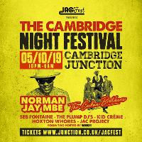 The Cambridge Night Festival