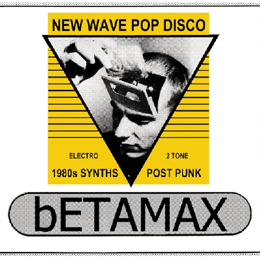 betamax | Henry's Cellar Bar Edinburgh | Sat 29th September