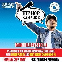 Hip Hop Karaoke May Bank Holiday Special