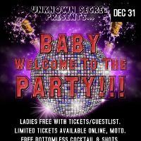 BABY Welcome To The PARTY!!! 31.12.19