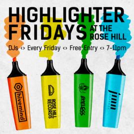 Highlighter Fridays