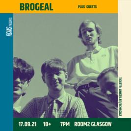 Brogeal + Jordan Phillips + Faltics + guests