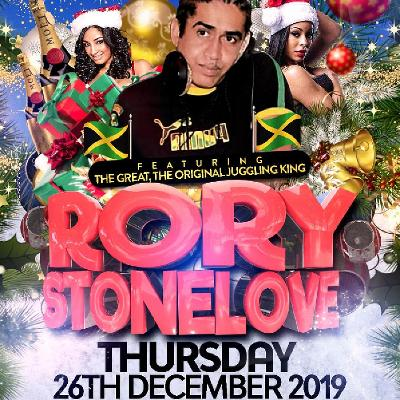 Rory Stone Love Boxing Day Ball