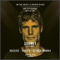 On The House & Broken Disco with Shonky - Drygate Easter Sunday