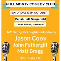 Full Monty Comedy club