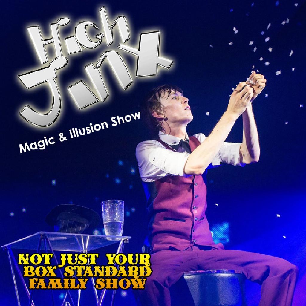 High Jinx Magic & Illusion Family Show