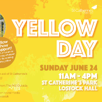 Yellow Day Garden Fete