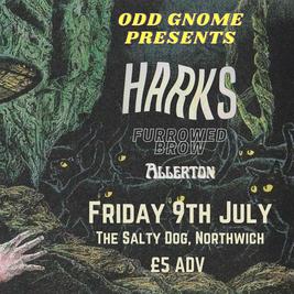 Odd Gnome Presents HARKS