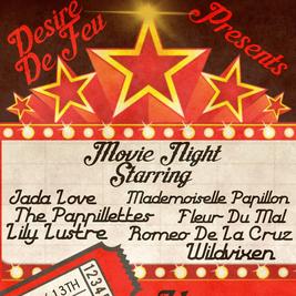 Desire De Feu Present Burlesque At The Movies