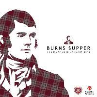 Heart of Midlothian Official 2018 Burns Supper