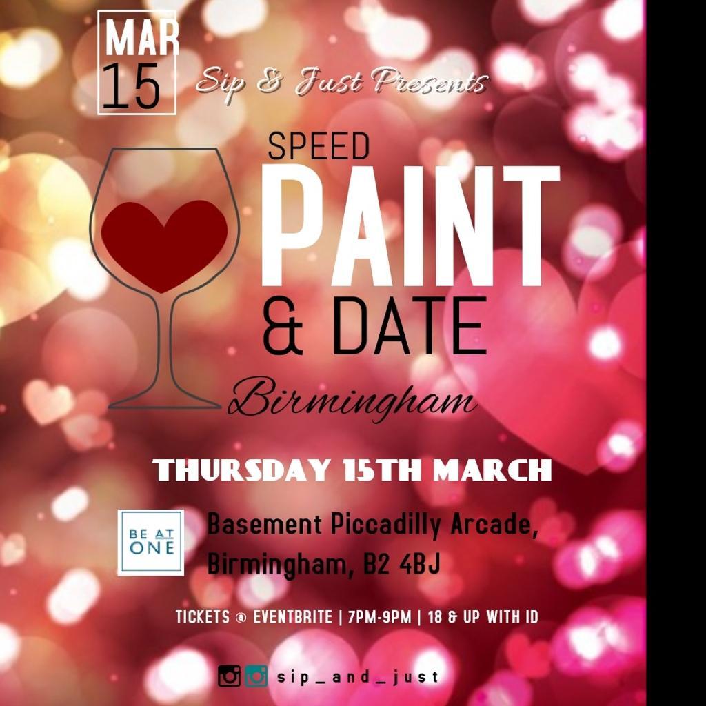 Valentines day speed dating birmingham