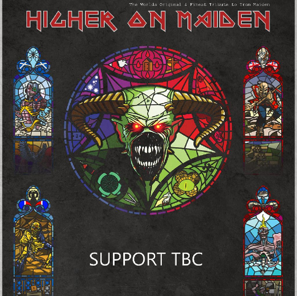 Higher On Maiden